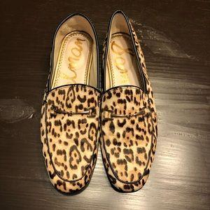 Sam Edelman Leopard Loraine Loafer